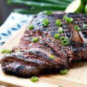 Soy-Grilled Steak