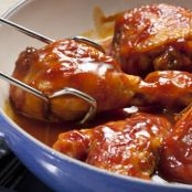 Skillet Barbecue Chicken