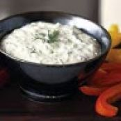 Philadelphia Cucumber and Herb Dip