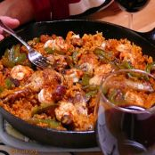 Slow Cooker Paella