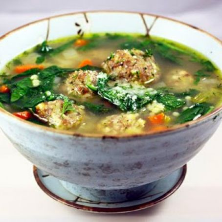 Ina Garten's Italian Wedding Soup Recipe - (4 5/5)