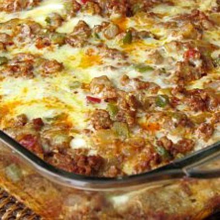 Mexican Breakfast Casserole Recipe 4 4 5