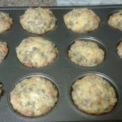 Sausage Bisquits
