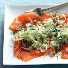 Smoked Salmon and Fennel