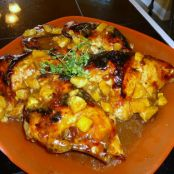 Mahogany Glazed Chicken