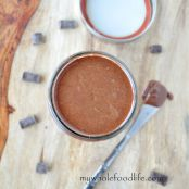 nutbutter - chocolate coconut butter