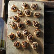 Pissaladières - Onion & Anchovy Tarts