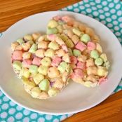 Marshmallow Easter Bark