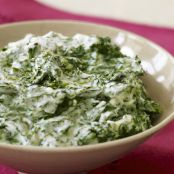 Joe's Stone Crab Creamed Spinach