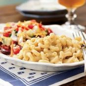 Creamy Stove-Top Macaroni and Cheese