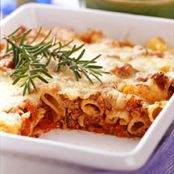 Baked Beef Ziti Weight Watchers 7 Points