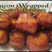 BACON WRAPPED SWEET POTATO BITES ...