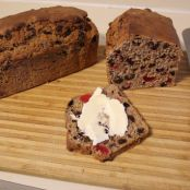 Old Fashioned Irish Tea Brack