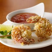 Coconut Shrimp with Dipping Sauce