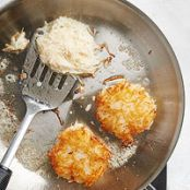 Four Step Potato Latkes