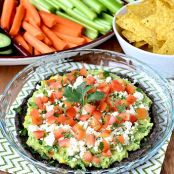 Black Bean & Sweet Corn Guacamole