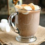 Sweet, Spiked, & Spicy Hot Chocolate