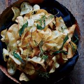 Herbed Potato Chips