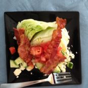 Chilled Iceberg Lettuce Wedge