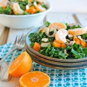 Chinese Chopped Salad + Orange Sesame Dressing