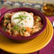 Shrimp Etouffee - Instant Pot