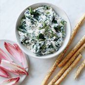 Cool Ranch Kale Dip