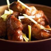 Marinated Japanese Chicken Wings