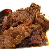 Beef Rendang - Slow Braised Beef in a Rich Coconut Curry