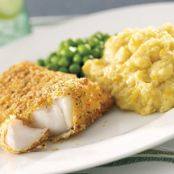 Cheeto-Crusted Fish