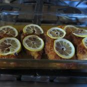 Picnic Lemon Chicken (adapted from Silver Palate's recipe)