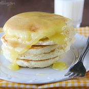 Lemon Sauce for Pancakes