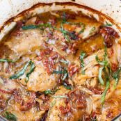 Creamy Sun-Dried Tomato Chicken Recipe