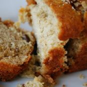 Mom's banana pear bread