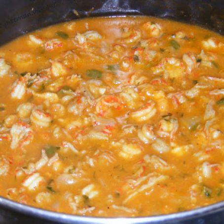 Crawfish Etouffee Recipe 4 2 5