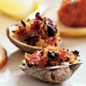 CULINERY CLAMS CASINO