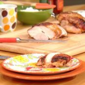 Apple Cider Turkey Breast