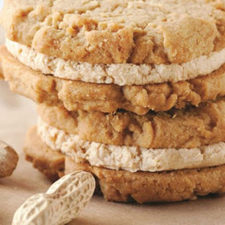 The Peanut Butter Sandwich Cookie