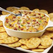 Creamy Bacon & Cheese Dip