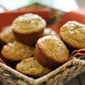 muffin - BANANA WALNUT MUFFINS