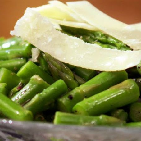Veg: chopped Asparagus Salad