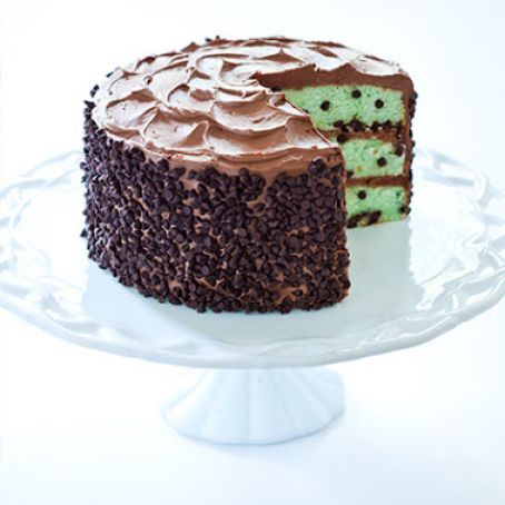 Miraculous Mint Chocolate Chip Cake Recipe 4 2 5 Personalised Birthday Cards Paralily Jamesorg