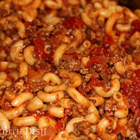Basic Ground Beef American Goulash Recipe 4 2 5