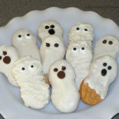 Nutter Butter Ghosts & Mummies