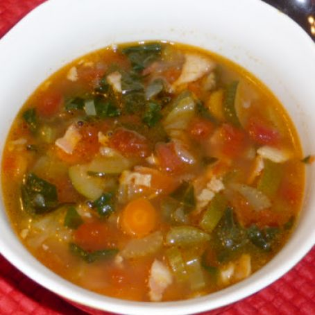 Vegetable Bean Soup -