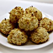 Egg-free Coconut Macaroons