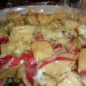 Crockpot Ranch Potatoes