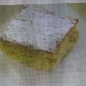 Easy Lemon Pudding Cake