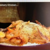 Chicken: Paula Deen's Orange Rosemary Chicken