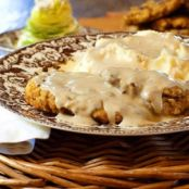 Chicken Fried Steak (Cube Steak)