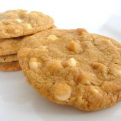 White Chocolate Macadamia Nut Cookies